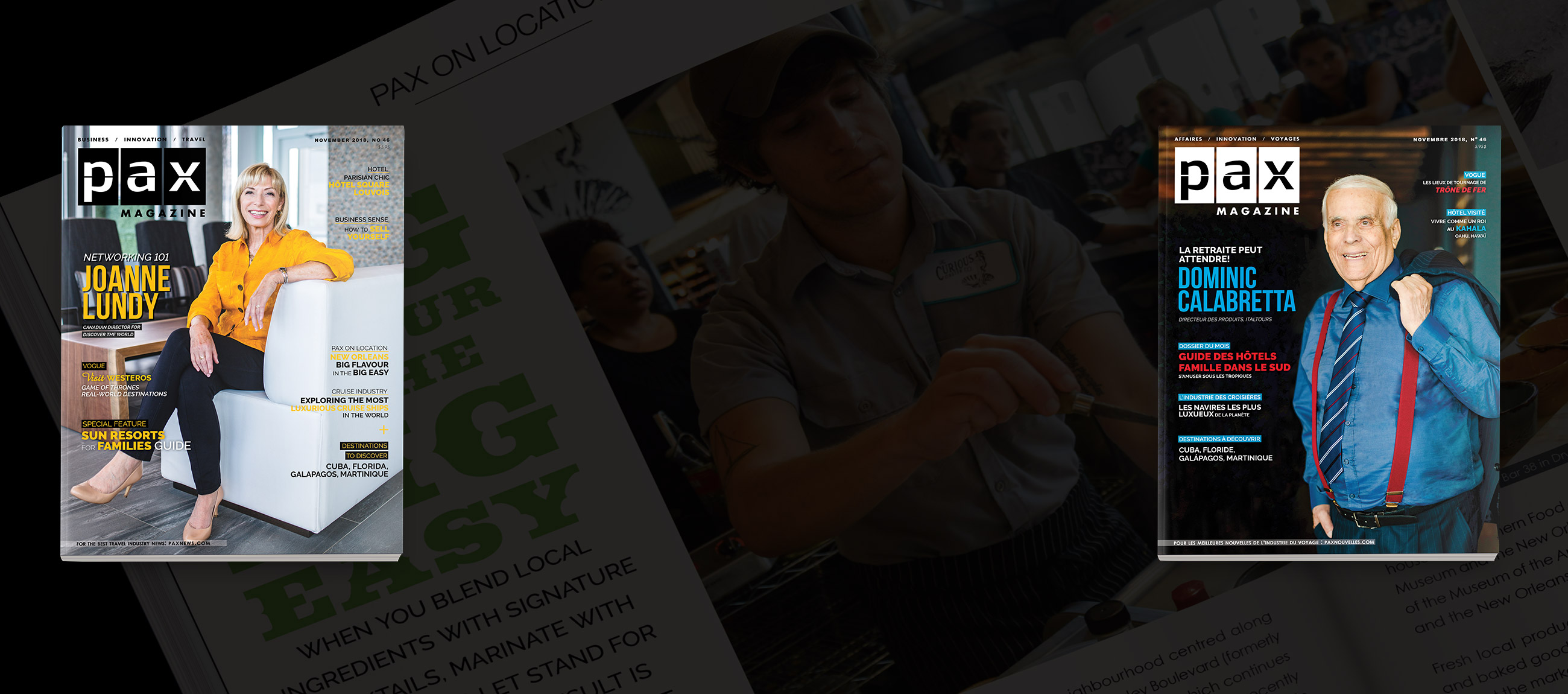 PAX magazine - EN